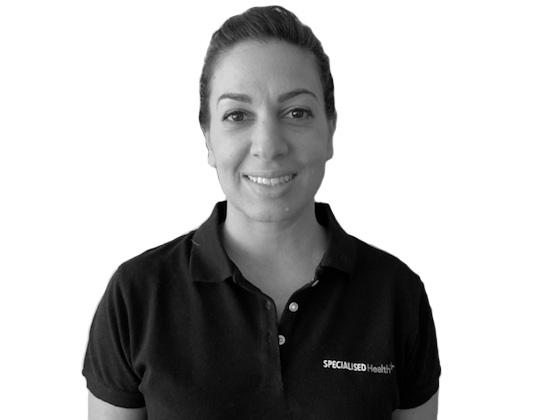 Ms Luisa Coluccio